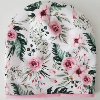 Čiapka Flowers-Typ4/50