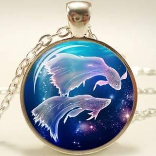 Náhrdelník Znamenie-Ryby