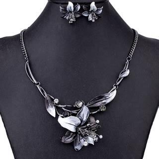 Set Flowers Consort-Sivá