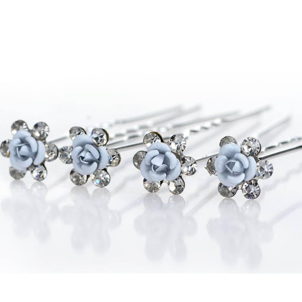 Izmael Vlásenka Blue Crystal Flower