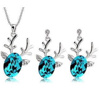 Set šperkov Sobík - Tyrkysová