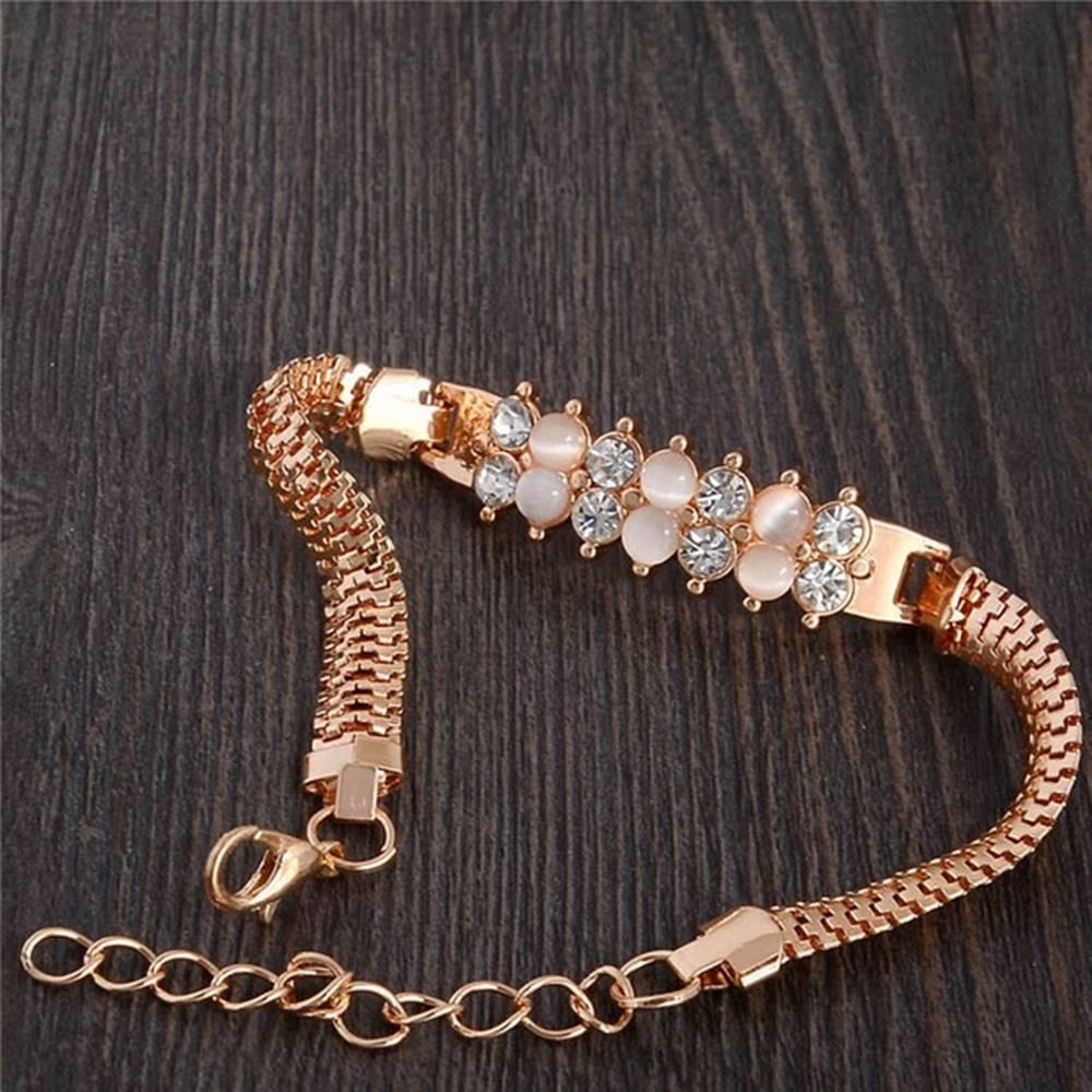 Izmael Náramok Luxury - Zlatá/Typ9
