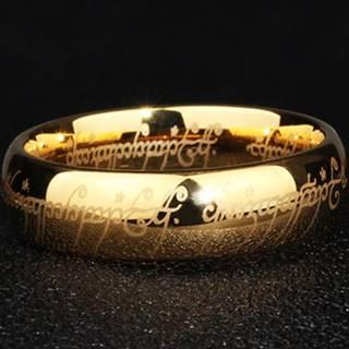 Prsteň Frodo-Zlatá/52mm